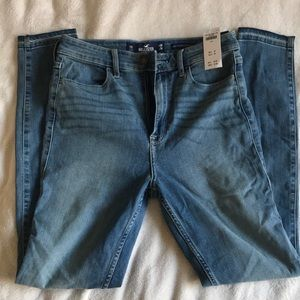 Brand NEW high rise skinny jeans!